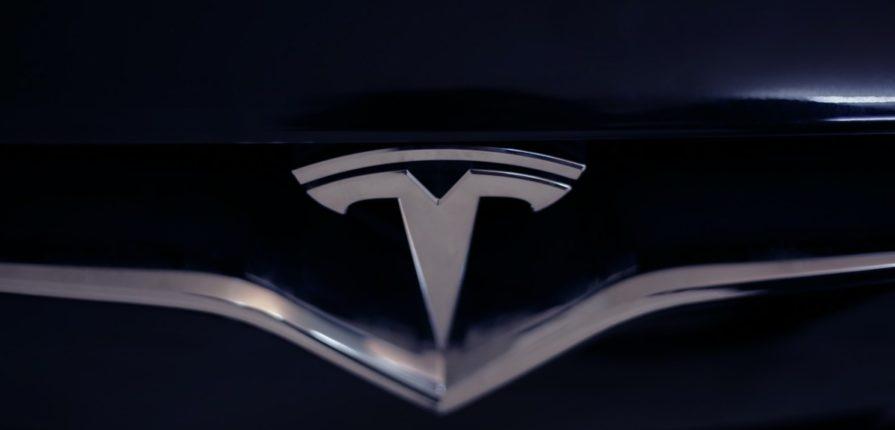 Tesla HVAC system logo